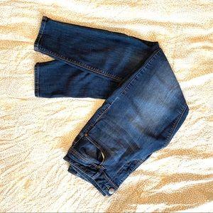 1822 Dark Denim Skinny Jeans